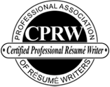certified professional resume writer, professional resumes, resume package, resume writer